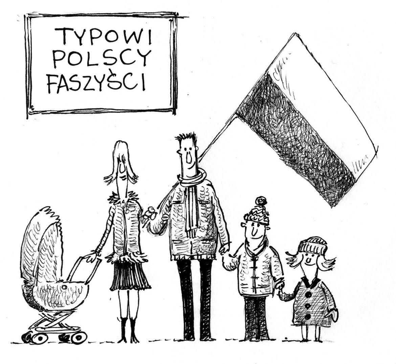 projekt-rodzina-typowi-polscy-faszysci