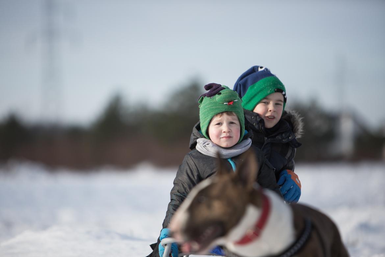 dzieci spacer zima-143