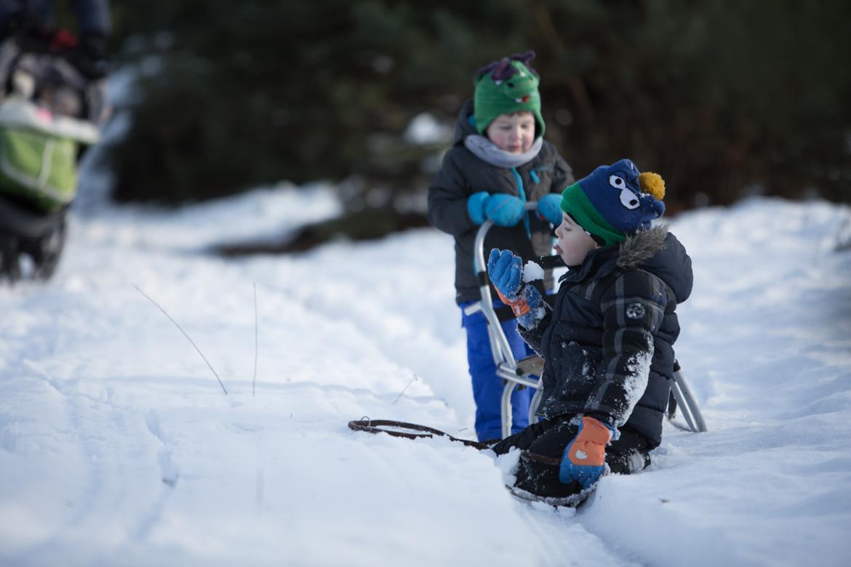 dzieci spacer zima-206