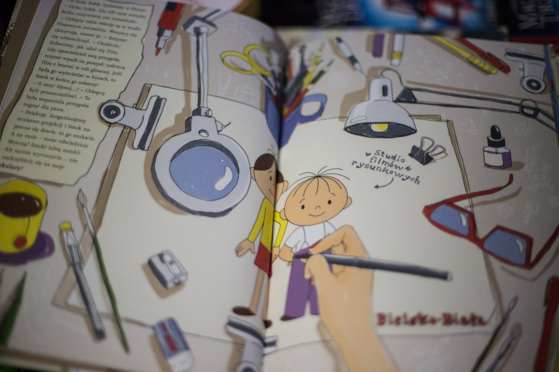 targi ksiażki dziecięcej przecinek i kropka-39