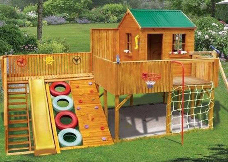 domek w ogrodzie dla dzieci-27