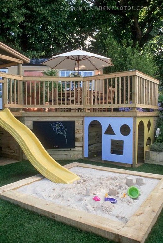 domek w ogrodzie dla dzieci-34