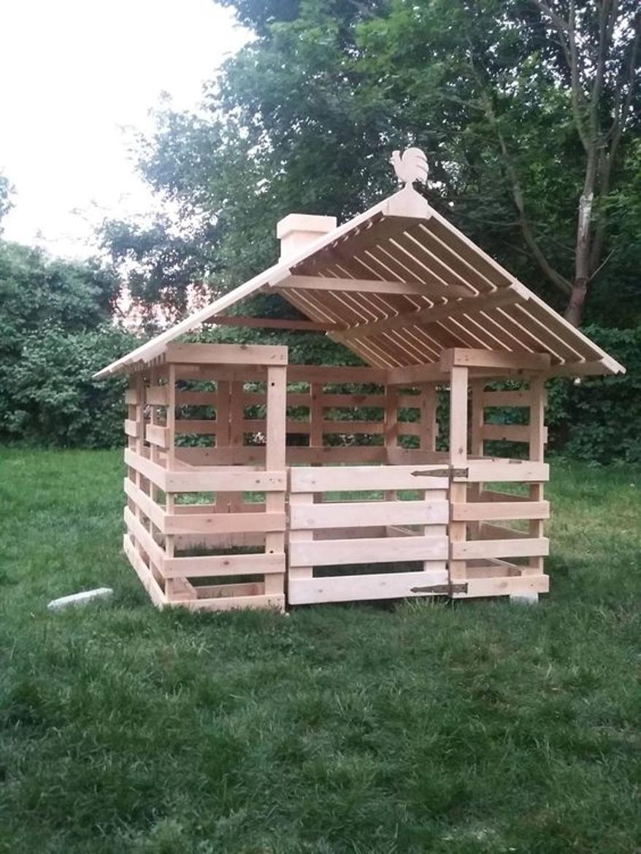 domek w ogrodzie dla dzieci-4